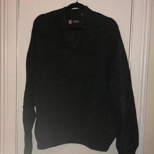 Chaps men's size XXL grey sweater